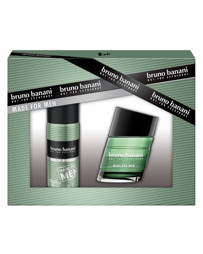 Bruno Banani Made For Men Gift Box