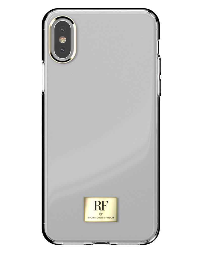 RF By Richmond And Finch Transparent iPhone X og Xs Cover