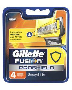 Gillette Fusion Proshield 4pak