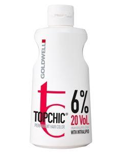 Goldwell Topchic 6% 20 Vol. Developer 1000 ml