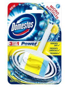 Domestos 3i1 Power Toiletblok Citrus 40g