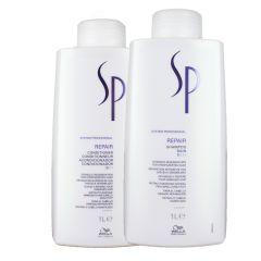 Wella SP Repair Shampoo + Conditioner