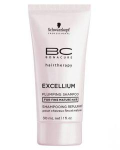 BC Bonacure Excellium Plumping Shampoo 30 ml