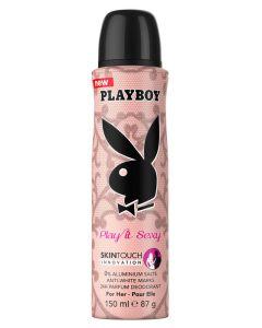 Playboy Play It Sexy 24H Deodorant 150 ml
