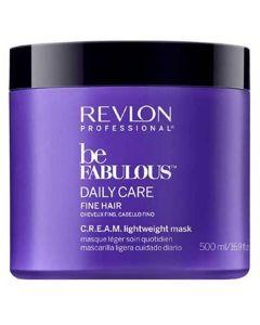 Revlon Be Fabulous Daily Care Fine Hair Mask 500 ml