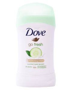 Dove Go Fresh Cucumber And Green Tea Scent Deo Stick 40ml