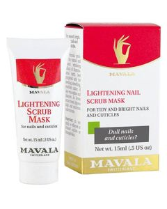 Mavala Lightening Nail Scrub Mask 15 ml