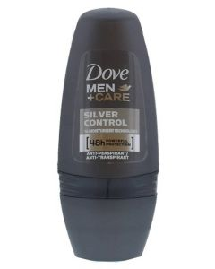 Dove Men +care Silver Control Anti-Transpirant 50ml