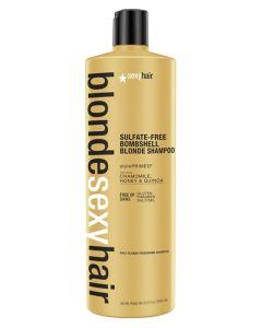 Blonde Sexy Hair Sulfate-Free Bombshell Blonde Shampoo 1000 ml