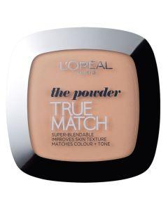 L'Oréal True Match Super-Blendable Powder 1.D/1.W Golden Ivory
