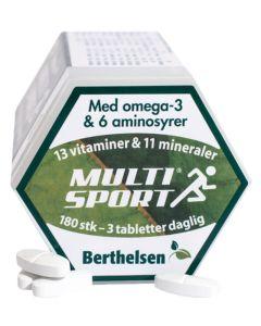 Berthelsen Naturprodukter - MultiSport