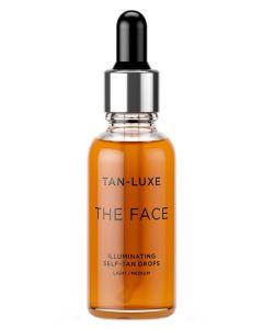 Tan-Luxe The Face - Light/Medium 30ml