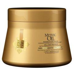 Loreal Mythic Oil Masque - Fint Hår (Guld) 200 ml