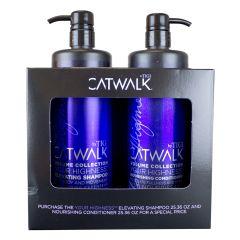 TIGI Catwalk Your Highness Duo Pack 2x750ml