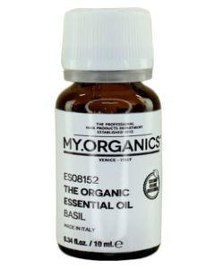 My.Organics 100% Basil Organic Essential oil 10ml