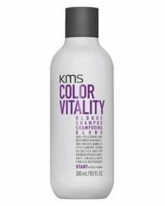 KMS ColorVitality Blonde Shampoo (N) 300 ml