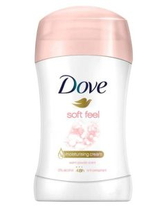 Dove Soft Feel Anti-Transpirant Deo Stick 40ml