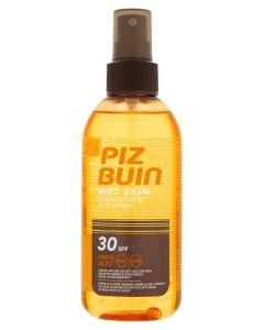 Piz Buin Wet Skin Transparent Sun Spray SPF 30 150 ml