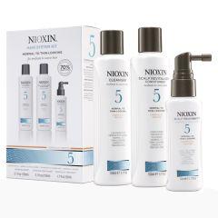 Nioxin 5 Hair System KIT (U)