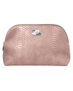 Gillian Jones Cosmetic Bag Rosa Snake
