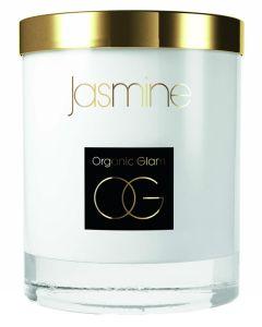 Organic Glam Jasmine Candle (U)