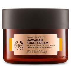The Body Shop Hawaiian Kukui Cream 350 ml