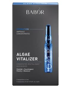 Babor Hydration Ampoule Concentrates Algae Vitalizer 7x2ml