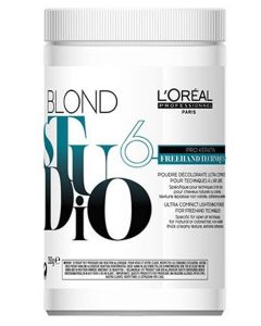 Loreal Blond Studio Freehand Techniques Ultra Compact Lightening 6 (N) 350 ml