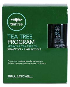 Paul Mitchell Tea Tree Program