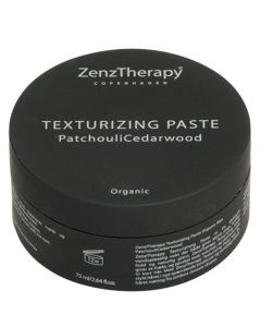ZenzTherapy Organic Texturing Paste - PatchouliCedarwood 75 ml