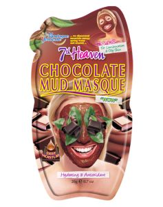 7th Heaven Chocolate Mud Masque 20g