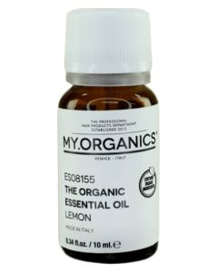 My.Organics 100% Lemon Organic Essential oil 10ml