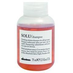 Davines SOLU Clarifying Shampoo (N) 75 ml
