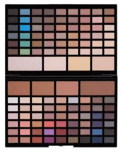 Makeup Revolution Pro HD Eyes & Contour Palette 60.5g