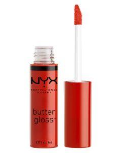 NYX Butter Gloss - Strawberry Jam 25
