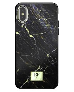 RF By Richmond And Finch Black Marble iPhone X/Xs Cover