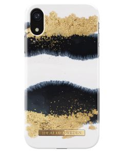 iDeal Of Sweden Cover Gleaming Licorice iPhone XR