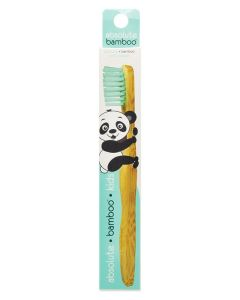 Absolute-Bamboo-Kids-Soft-Toothbrush-Mint