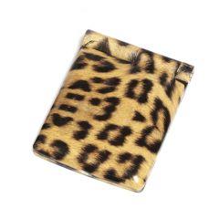 Gillian Jones Hollywood Spejl - Leopard