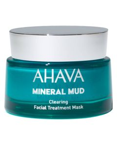 AHAVA Mineral Mud Clearing Facial Treatment Mask 50ml
