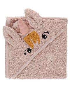 Liewood Albert Babyhåndklæde Unicorn Sorbet