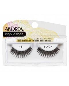 Andrea Strip Lashes Black 13
