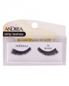 Andrea Strip Lashes Black 35