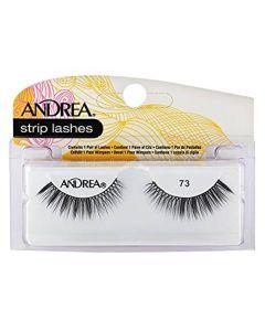 Andrea Strip Lashes Black 73
