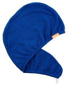 Aquis hair turban - classic blue
