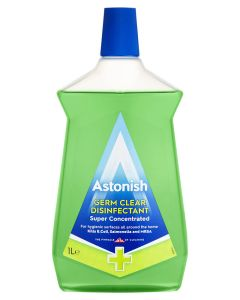 Astonish Germ Clear Disinfectant Super Concentrated 1000ml