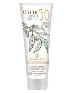 Australian Gold Botanical Sunscreen Tinted Face BB Cream Light SPF50