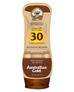 Australian Gold Lotion Sunscreen SPF 30 M/Selvbruner 237 ml