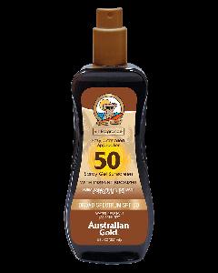Australian Gold Spray Gel Sunscreen SPF 50 M/Selvbruner 237 ml