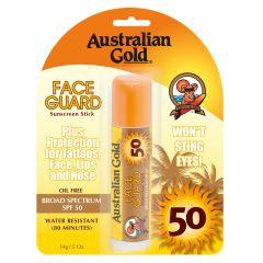 Australian Gold Face Guard Sunscreen Stick SPF 50